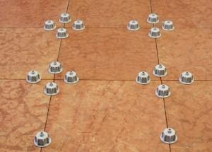 leveling system für Naturstein